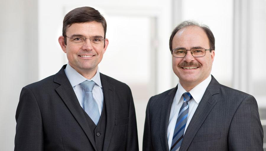 Die Gründer von Glöckner & Schuhwerk GmbH
