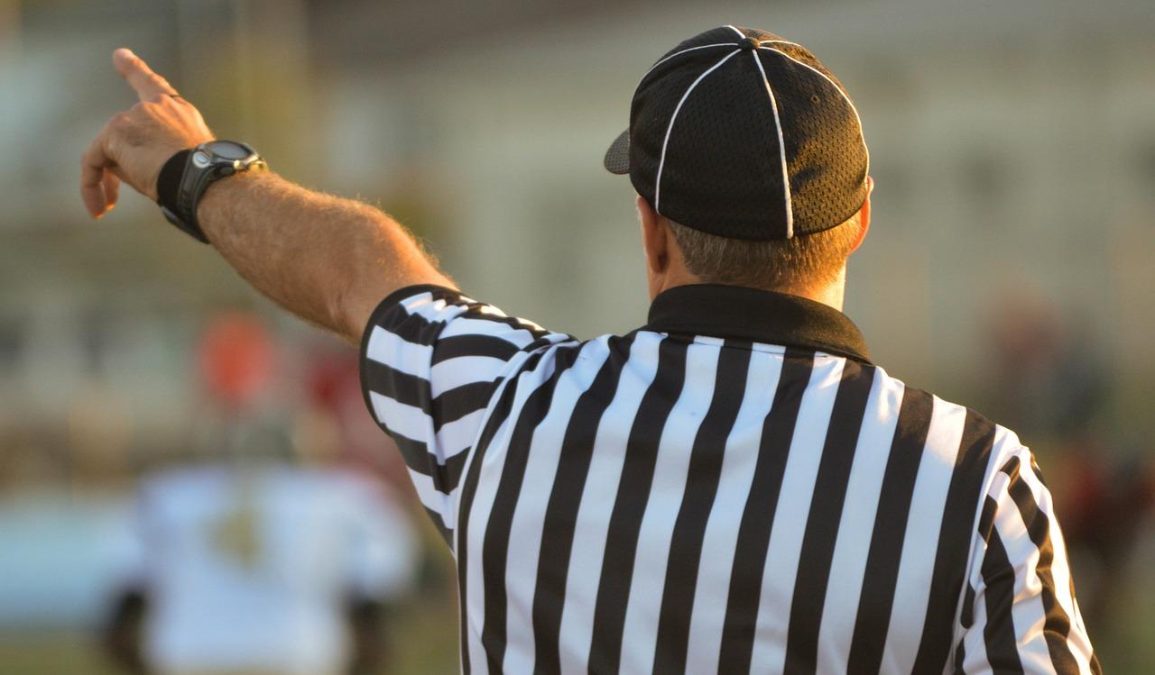 Schiedsrichter - Compliance überwachen